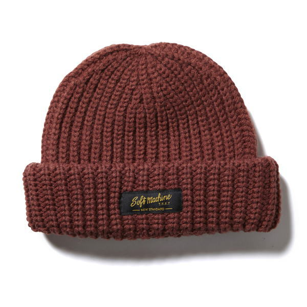 SOFTMACHINE DAILY KNIT CAP