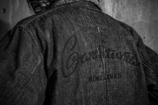 GANGSTERVILLE NINE LIVES-COVERALL VINTAGE FINISH