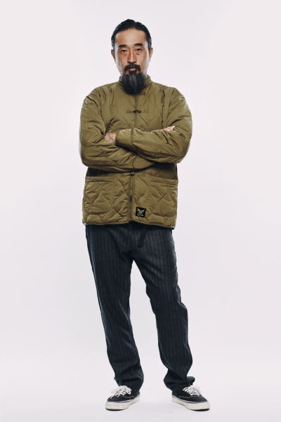 SOFTMACHINE MASTER JK BIVOUAC WOOL PANTS