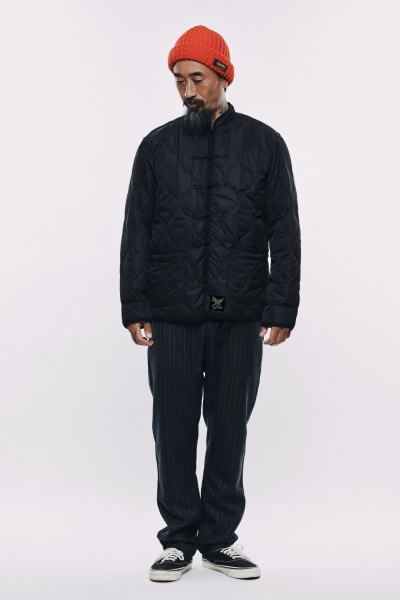 SOFTMACHINE MASTER JK BIVOUAC WOOL PANTS DAILY KNIT CAP