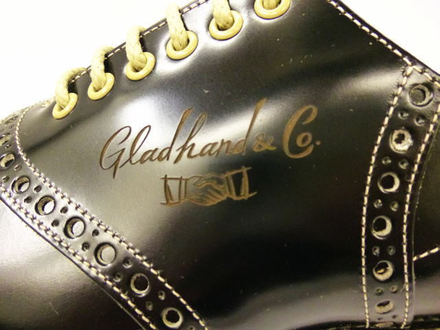 GLAD HAND×REGAL SADDLE SHOES