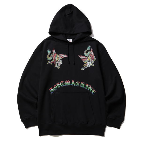 SOFTMACHINE GOD BEAST HOODED
