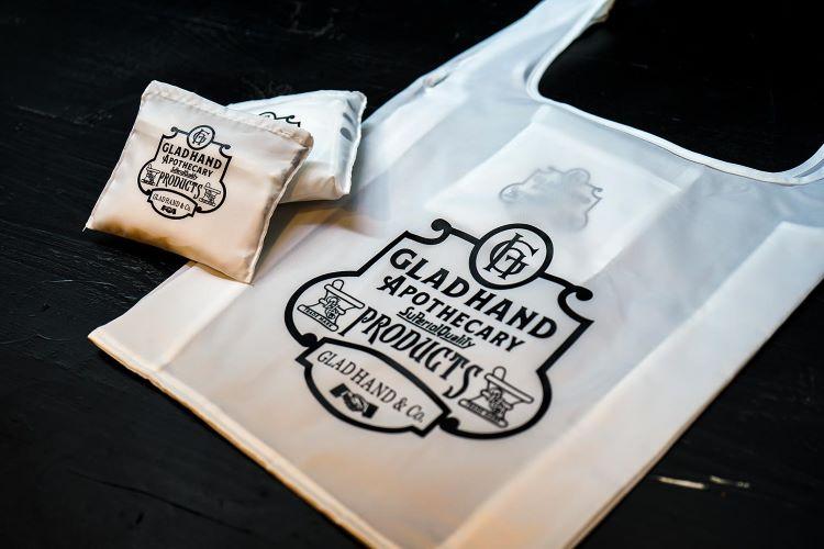 GLAD HAND APOTHECARY REUSABLE BAG