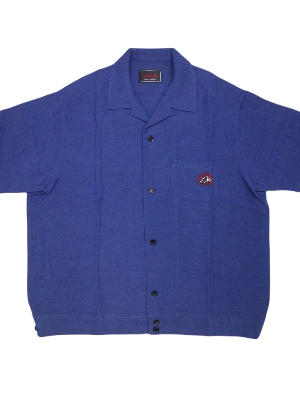GANGSTERVILLE RISE ABOVE-S/S BOWLING SHIRTS