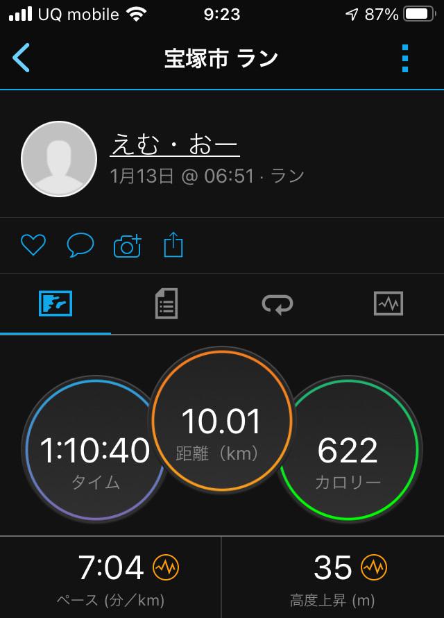 Running*