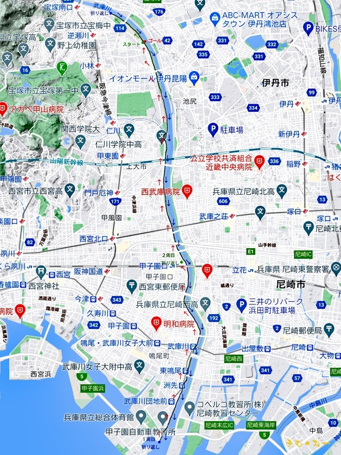 WALK Map2*b