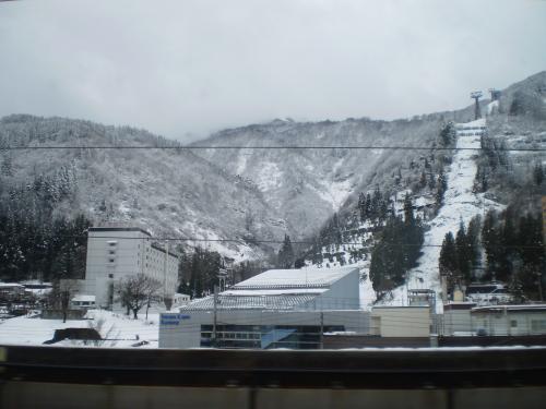 越後湯沢スキー場