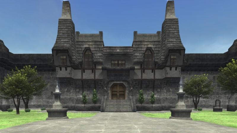 カッファル邸
