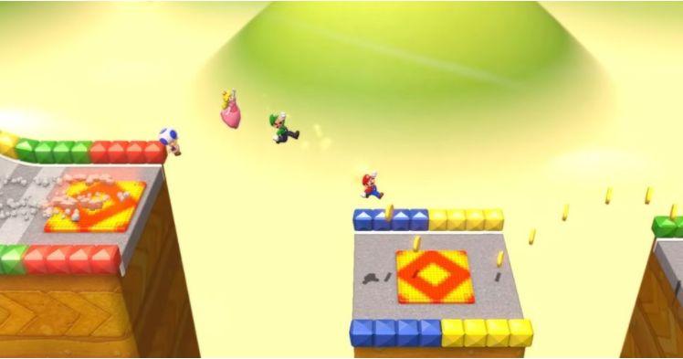 ディー フューリー マリオ スリー スーパー ワールド ワールド 『スーパーマリオ 3Dワールド