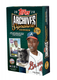 2020 archives signature series baseball-retired edition