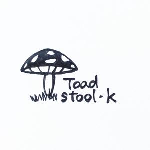 どこ博2020_Toadstool-k_logo
