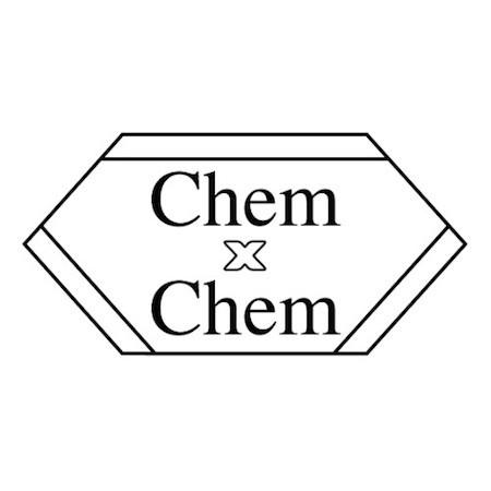 どこ博_Chem×Chem_logo