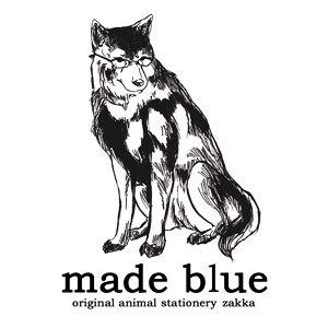 どこ博2020_made blue_logo
