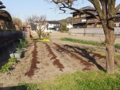 G堆肥散布