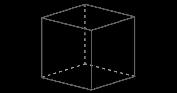 立方体の絵