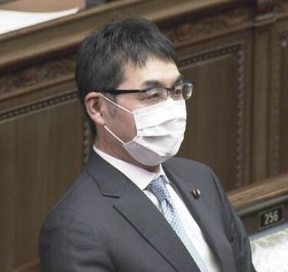 河井克行議員