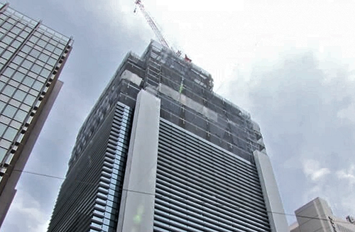 広島銀行新本店