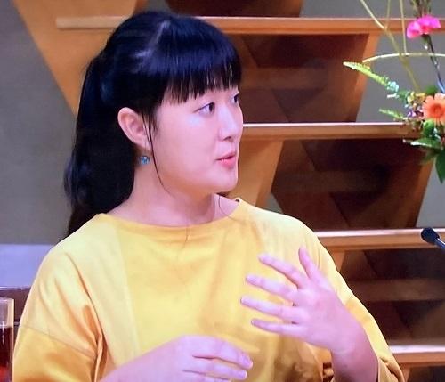 安田菜津紀 サンデーモーニング