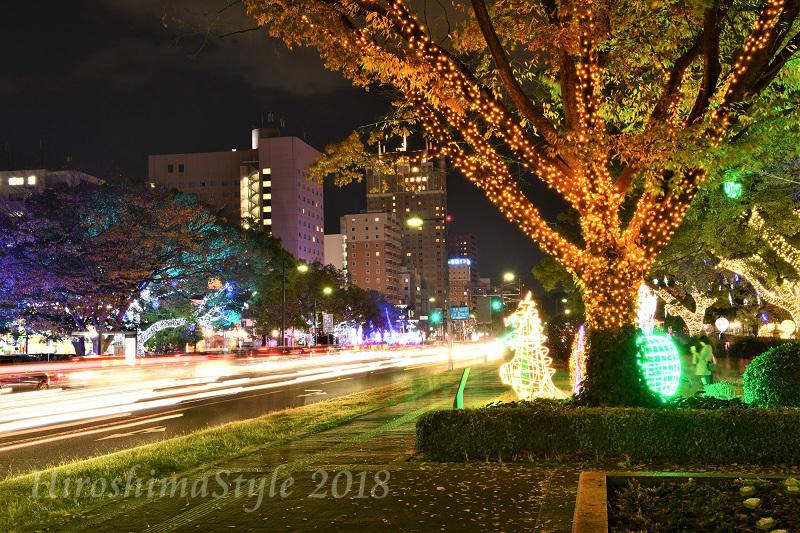 広島ドりミネーション2018