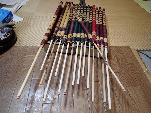 串笛?笛団子?