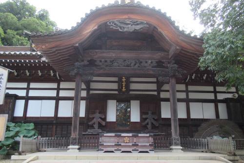 朝6時の深大寺