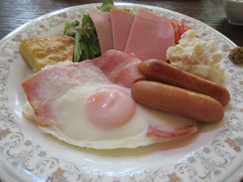 フットルースの朝食