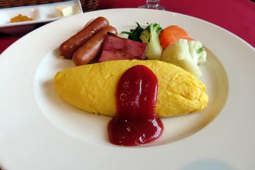 ワフの朝食
