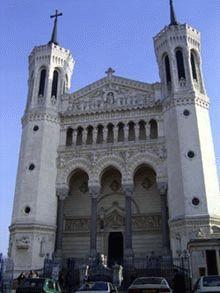リヨンの教会