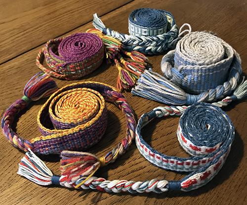 バンド織り全部2