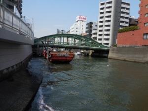 両国界隈の史跡 柳橋