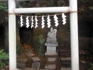 稲田堤~京王よみうりランド 穴八幡 弁財天