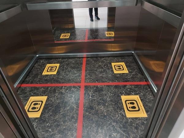 エレベーターの定員