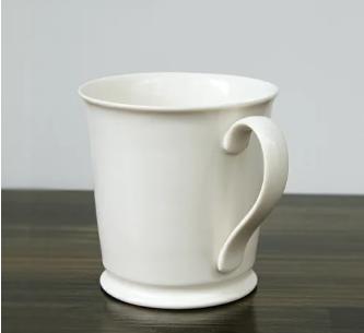 有田焼白いマグカップ大治将典1