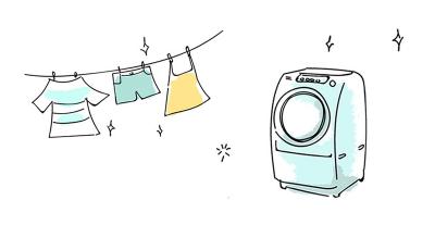 洗濯もの1