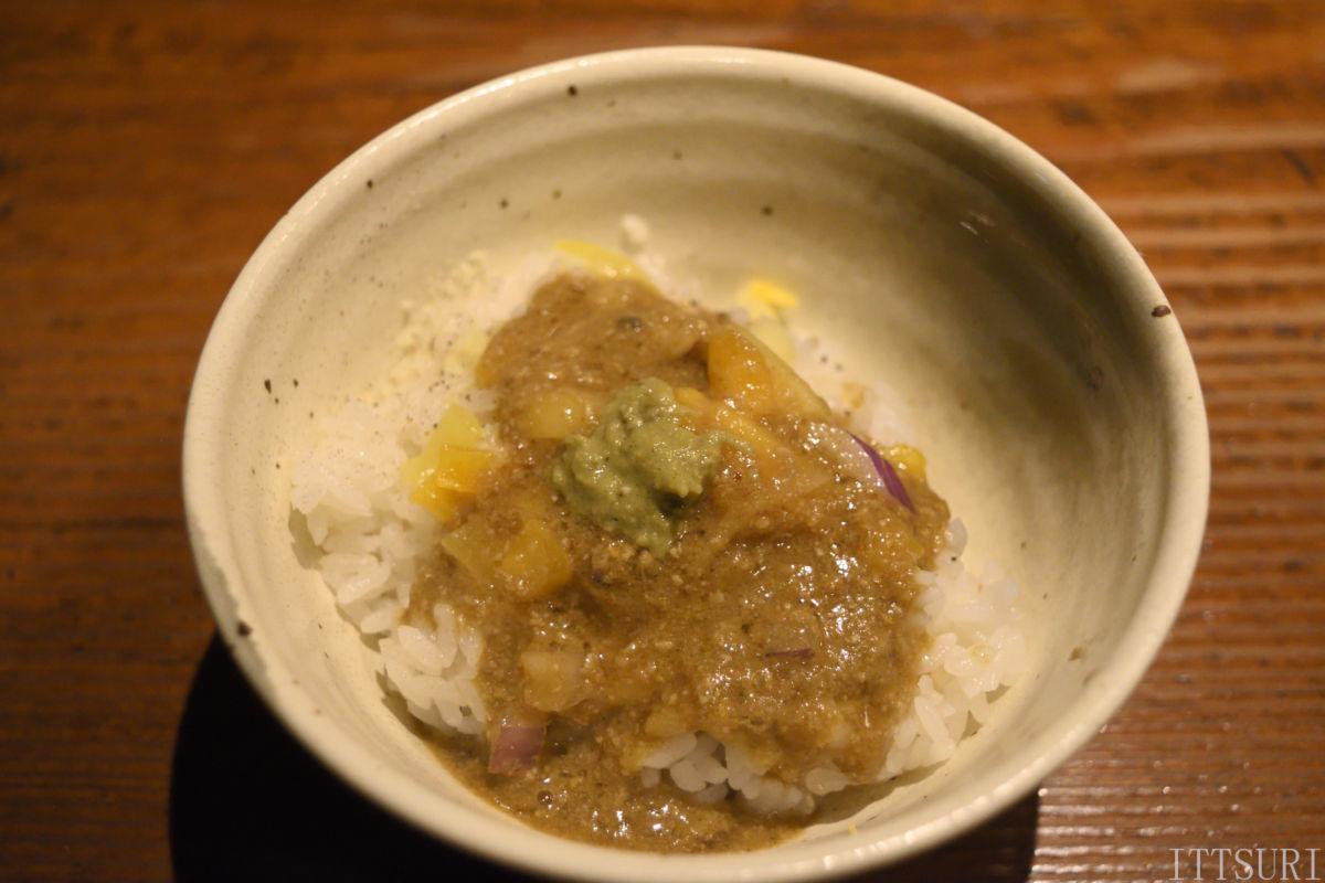 210409麺酒一照庵_〆のミニチーズリゾット_2