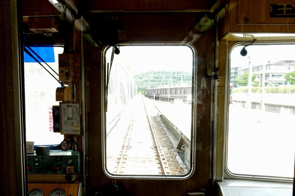 能勢電鉄 153