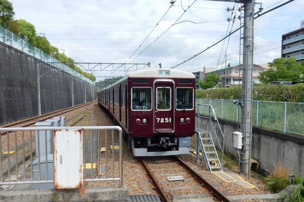 能勢電鉄 158
