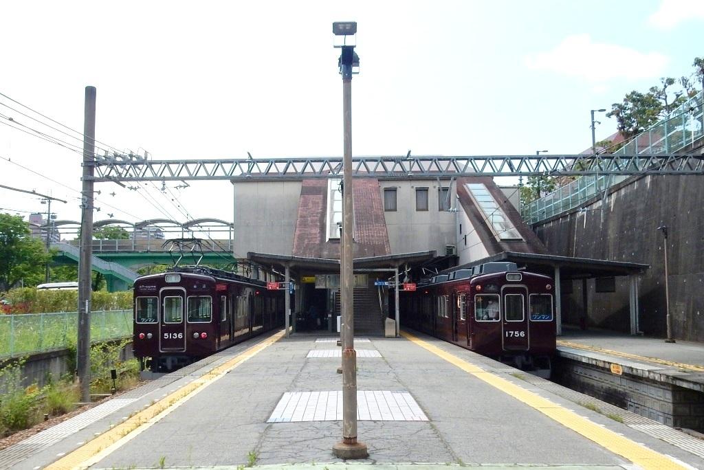 能勢電鉄 157