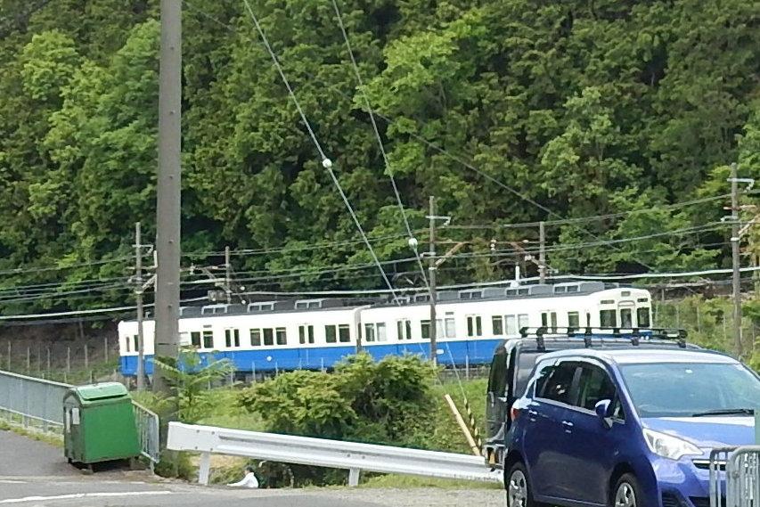 能勢電鉄 222