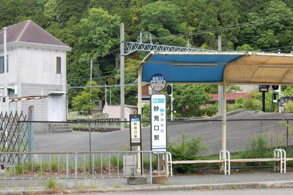 能勢電鉄 221