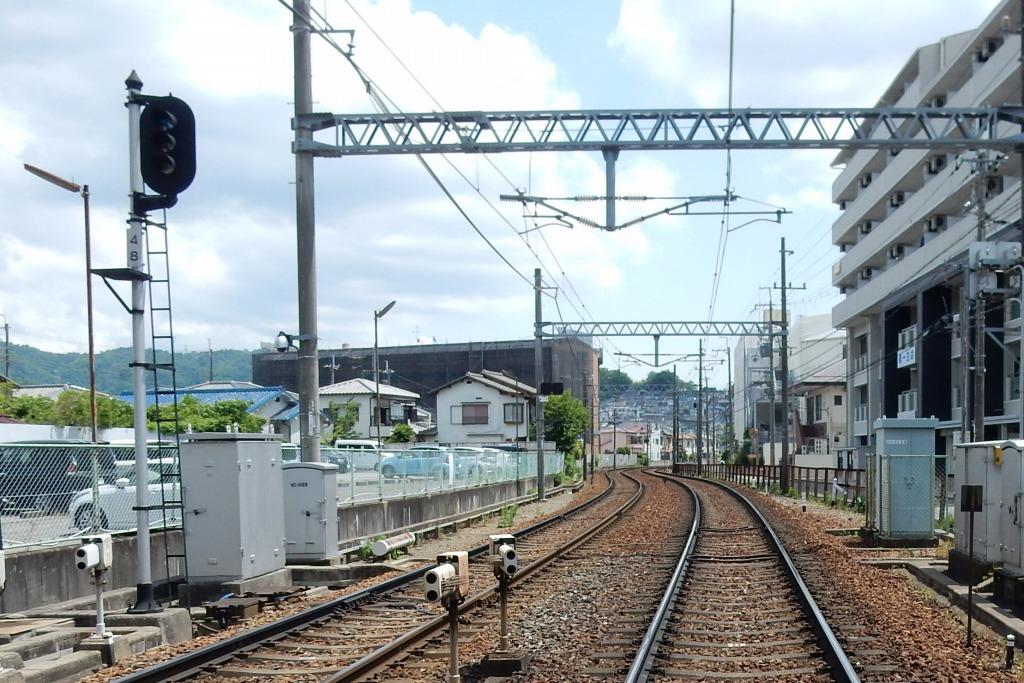 能勢電鉄 343