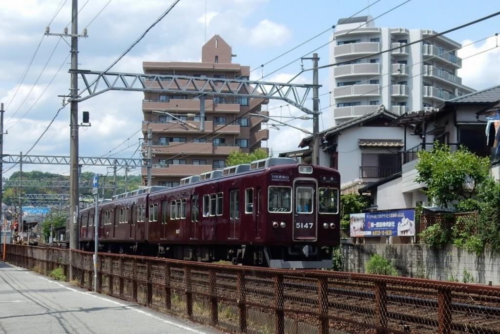 能勢電鉄 345