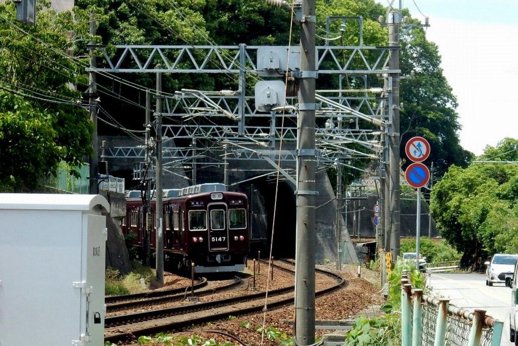 能勢電鉄 358