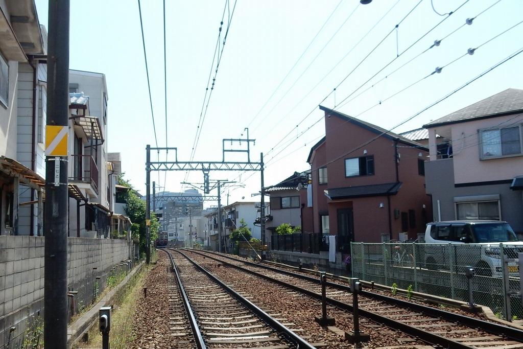 能勢電鉄 384