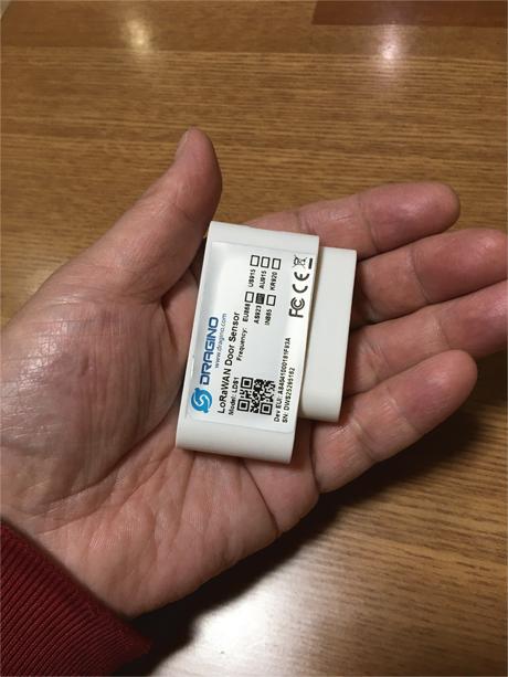 スマートホーム向けLoRaWAN対応ドアセンサと水漏れセンサをご紹介します。