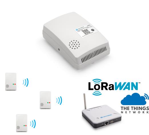 お待たせしました!LoRaWAN  CO2エアクオリティセンサ LQA4が来週入荷予定です