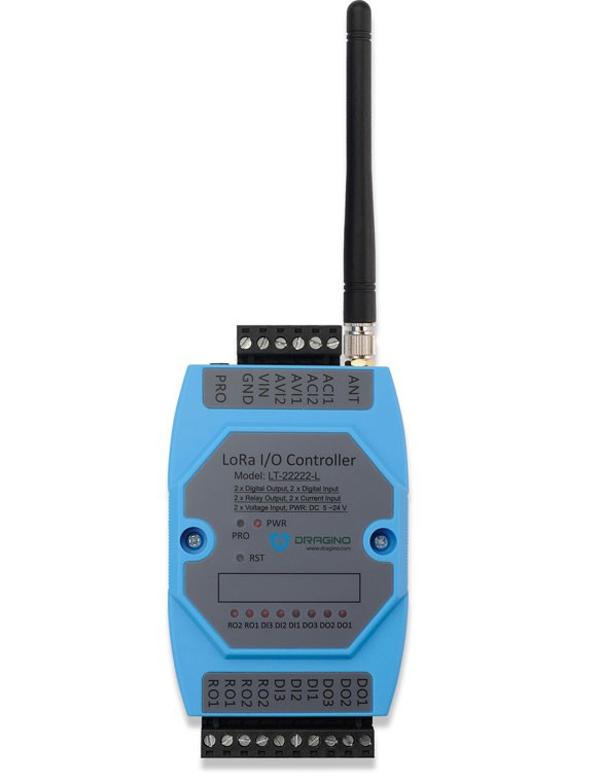 手軽に産業機器をLoRaWAN対応にできるLoRa I/Oコントローラー LTシリーズをリリース!