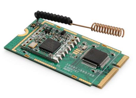 さまざまなDX用途に対応、LoRaWAN IoTモジュール - LoRa STの技適認証を取得しました!