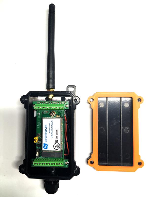 Modbusプロトコル対応防水型RS485 LoRaWANコンバーター RS485-BLをリリース!