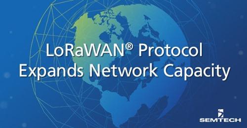 LoRaWAN®プロトコルが新たに長距離ネットワーク容量を拡張 – LR-FHSS
